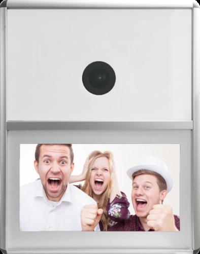 Fotobox für Event und Feier mieten