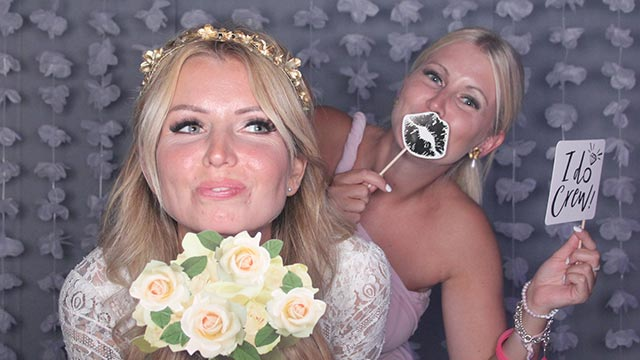 Fotobox für Deine Hochzeit mieten